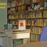 La sala della Biblioteca