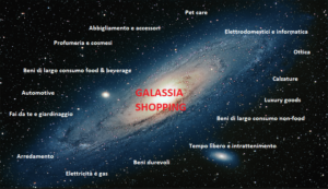 Galassia shopping